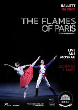 Live aus dem Bolshoi-Theater Moskau: The Flames of Paris