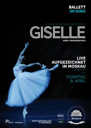 Bolshoi-Theater Moskau: Giselle