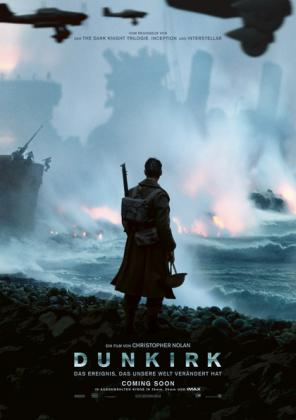 Filmbeschreibung zu Dunkirk