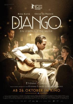 Django - Ein Leben für die Musik (OV)