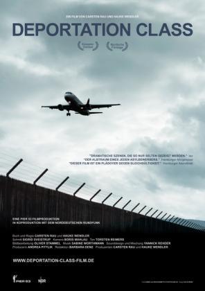 Filmplakat von Deportation Class (OV)