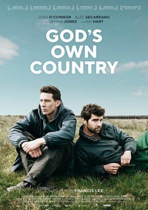 Filmplakat von God's Own Country (OV)