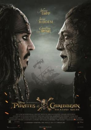 Pirates of the Caribbean: Salazars Rache 4D