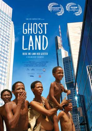Ghostland - Reise ins Land der Geister (2016) (OV)