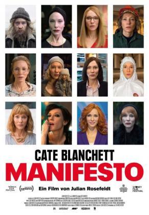 Filmbeschreibung zu Manifesto
