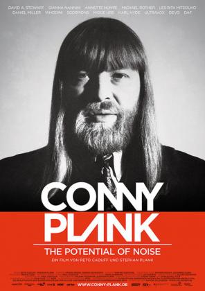 Filmbeschreibung zu Conny Plank - The Potential of Noise