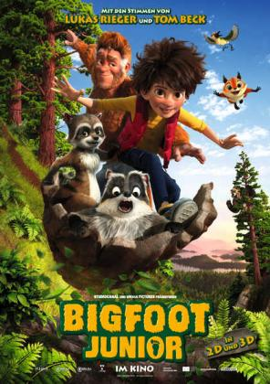 Bigfoot Junior 4D