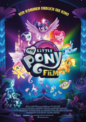 Filmplakat von My Little Pony - Der Film