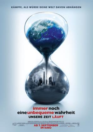 Immer noch eine unbequeme Wahrheit: Unsere Zeit läuft (OV)