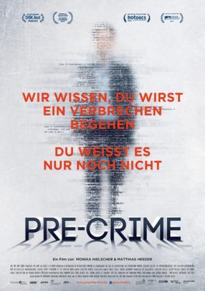 Filmbeschreibung zu Pre-Crime