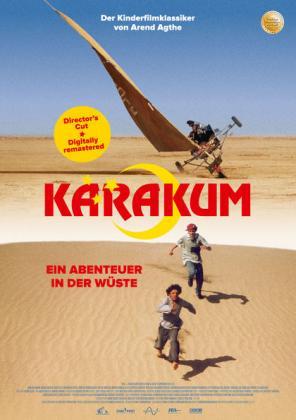 Karakum - Ein Wüstenabenteuer - Director's Cut
