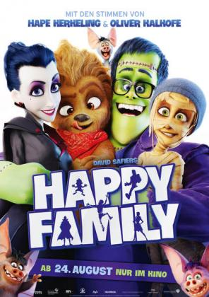 Filmplakat von Happy Family 4D