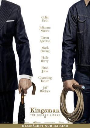Kingsman - The Golden Circle (OV)