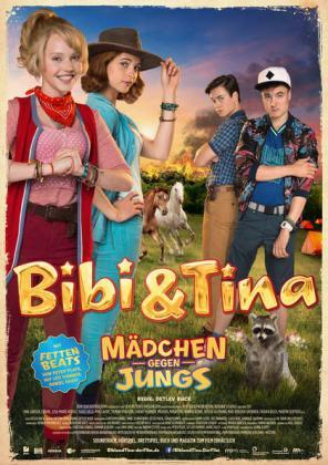 Bibi & Tina - Mädchen gegen Jungs (Sing-a-long)