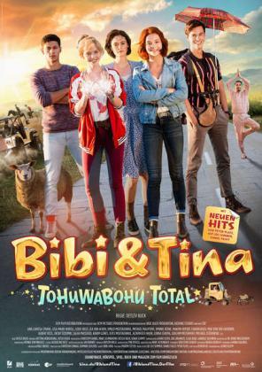 Filmbeschreibung zu Bibi & Tina: Tohuwabohu total (Sing-a-long)