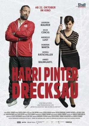 Harri Pinter. Drecksau