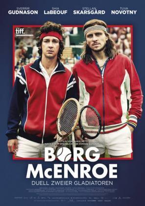 17. Filmkunstmesse Leipzig: Borg vs. McEnroe