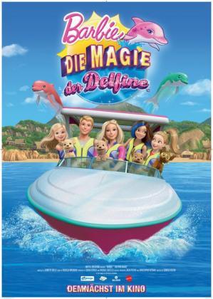 Filmbeschreibung zu Barbie - Die Magie der Delfine