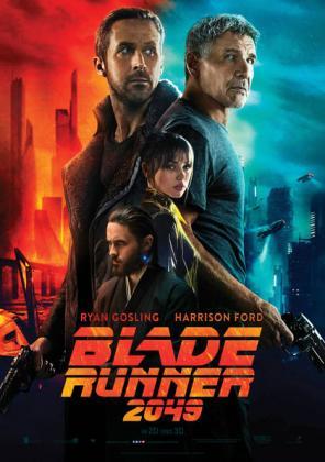 Filmplakat von Blade Runner 2049 3D (OV)
