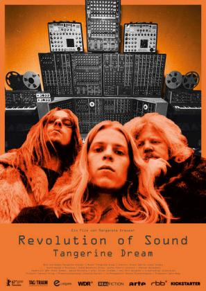Filmplakat von Tangerine Dream - Revolution of Sound (OV)