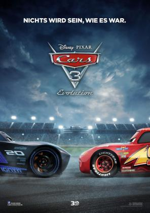Cars 3 - Evolution 4D