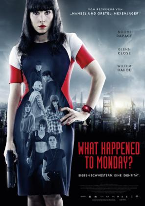Filmplakat von What happened to Monday? (OV)