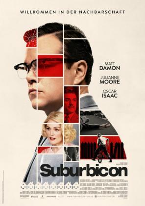 Filmbeschreibung zu Suburbicon