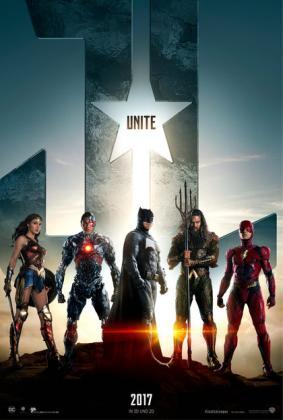 Filmbeschreibung zu Justice League
