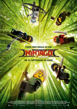 Filmplakat von The Lego Ninjago Movie 4D