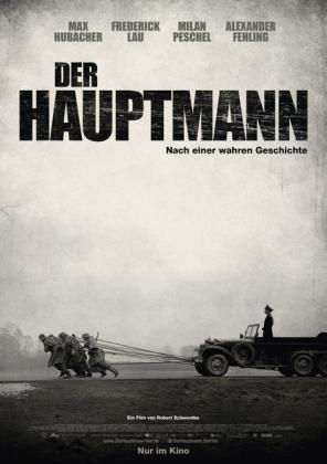Filmbeschreibung zu Der Hauptmann