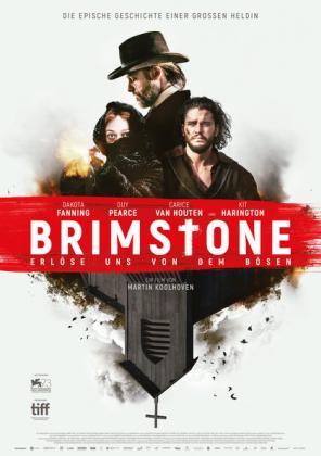 Filmbeschreibung zu Brimstone