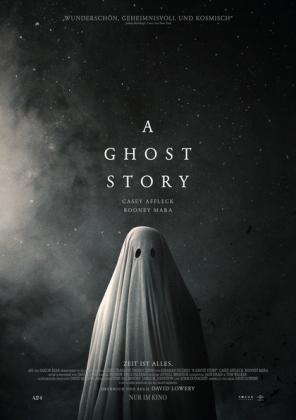 Filmbeschreibung zu A Ghost Story