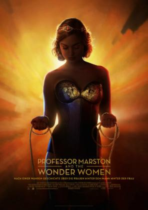 Professor Marston & The Wonder Women (OV)