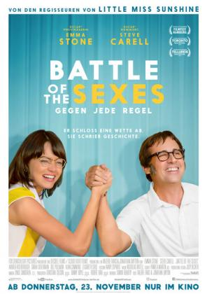 Battle of the Sexes - Gegen jede Regel (OV)