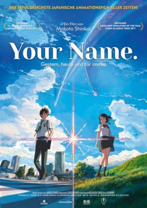 Your Name: Gestern, heute und für immer (OV)