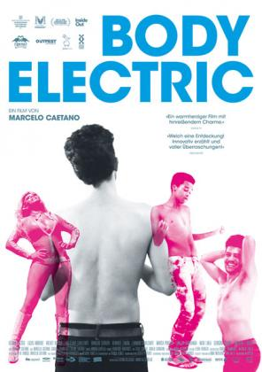 Filmplakat von Body Electric (OV)