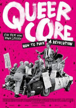 Queercore - How to Punk a Revolution (OV)