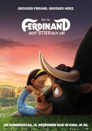 Ferdinand - Geht STIERisch ab! 3D (OV)