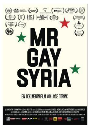 Filmplakat von Mr. Gay Syria (OV)