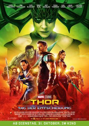 Thor 3: Tag der Entscheidung 4D