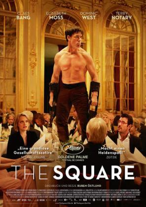 Nordische Filmtage Erlangen - The Square (OV)