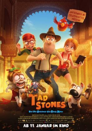 Tad Stones und das Geheimnis von König Midas 3D (OV)