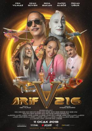 Filmbeschreibung zu Arif V 216