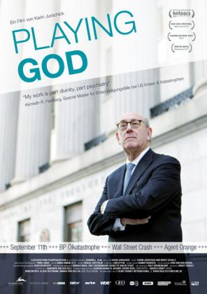 Filmplakat von Playing God