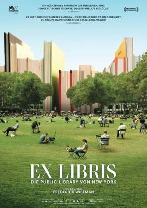 Ex Libris: New York Public Library (OV)