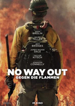Filmbeschreibung zu No Way Out - Gegen die Flammen