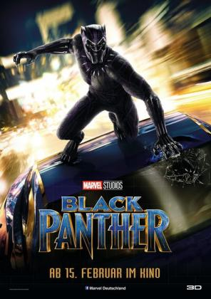 Black Panther 3D (OV)