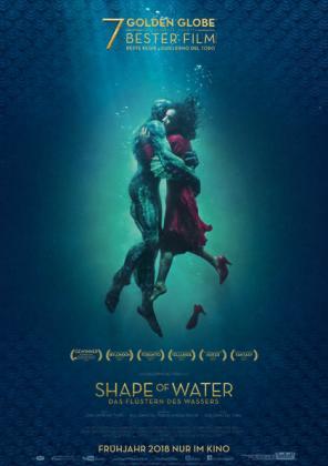 Shape of Water - Das Flüstern des Wassers (OV)