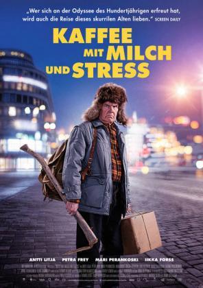 Ü50: Kaffee mit Milch und Stress