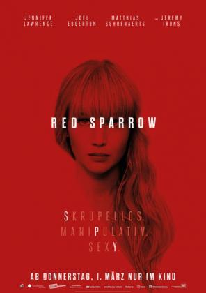 Red Sparrow (OV)
